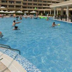 Отель Club Hotel Flora Park Болгария, Солнечный берег - отзывы, цены и фото номеров - забронировать отель Club Hotel Flora Park онлайн фитнесс-зал