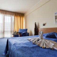 Отель Club Hotel Flora Park Болгария, Солнечный берег - отзывы, цены и фото номеров - забронировать отель Club Hotel Flora Park онлайн комната для гостей фото 2