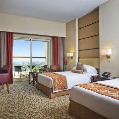 Отель Khalidiya Palace Rayhaan by Rotana комната для гостей фото 4