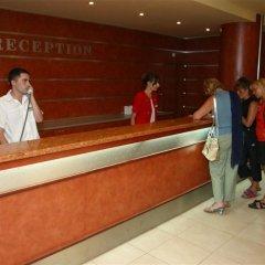 Отель Berlin Green Park Болгария, Золотые пески - отзывы, цены и фото номеров - забронировать отель Berlin Green Park онлайн интерьер отеля фото 2