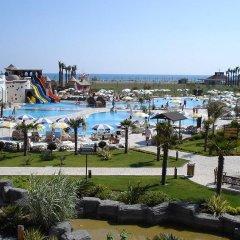 Club Calimera Serra Palace Турция, Сиде - отзывы, цены и фото номеров - забронировать отель Club Calimera Serra Palace онлайн пляж