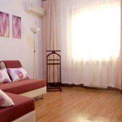 Отель Beijing Qinglian Furun Hotel Niujie Branch Китай, Пекин - отзывы, цены и фото номеров - забронировать отель Beijing Qinglian Furun Hotel Niujie Branch онлайн комната для гостей фото 5