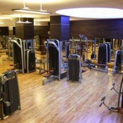 Hotel Gozsdu Court фитнесс-зал