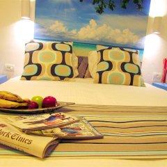 Отель Dizengoff Sea Residence Тель-Авив комната для гостей фото 10