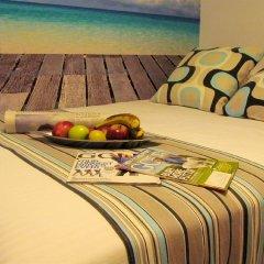 Отель Dizengoff Sea Residence Тель-Авив комната для гостей фото 11