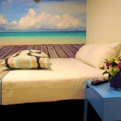 Отель Dizengoff Sea Residence Тель-Авив комната для гостей фото 9