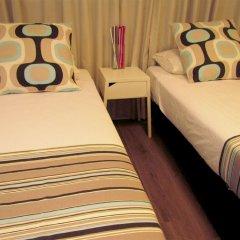 Отель Dizengoff Sea Residence Тель-Авив комната для гостей фото 6