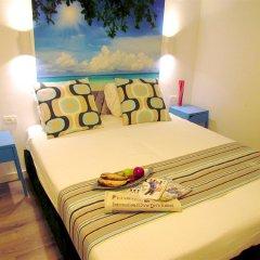 Отель Dizengoff Sea Residence Тель-Авив комната для гостей фото 8
