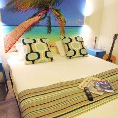 Отель Dizengoff Sea Residence Тель-Авив комната для гостей фото 7