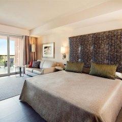Отель Lopesan Baobab Resort комната для гостей фото 2