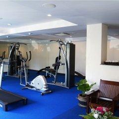 Отель Baan Yuree Resort and Spa фитнесс-зал