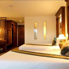 Отель Baan Yuree Resort and Spa жилая площадь