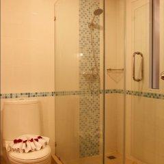 Отель Baan Yuree Resort and Spa душевая кабина