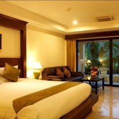 Отель Baan Yuree Resort and Spa комната для гостей фото 5