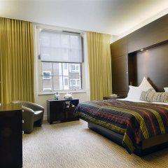 Отель The Park Grand London Paddington 4* Стандартный номер с различными типами кроватей