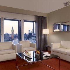 Отель Park Plaza Westminster Bridge London комната для гостей фото 6