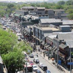 Отель Beijing Hutong Culture Inn
