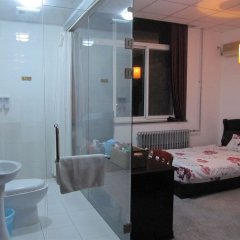 Отель Beijing Hutong Culture Inn ванная