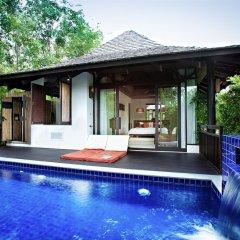 Отель The Vijitt Resort Phuket 5* Вилла Делюкс разные типы кроватей фото 7