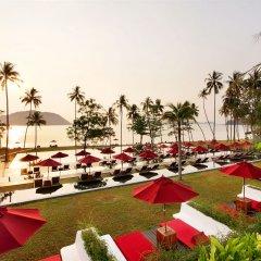 Отель The Vijitt Resort Phuket бассейн