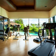 Отель The Vijitt Resort Phuket гимнастика фото 2