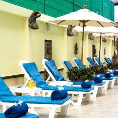 Отель La Vintage Resort открытый бассейн фото 6