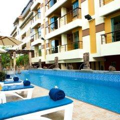 Отель La Vintage Resort открытый бассейн фото 5