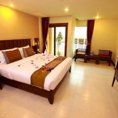 Отель La Vintage Resort комната для гостей фото 6