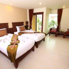 Отель La Vintage Resort комната для гостей фото 7