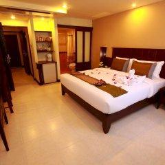 Отель La Vintage Resort комната для гостей фото 3