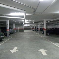 Отель Apartamentos Albatros парковка