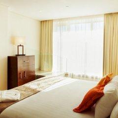 Гостиница Аквамарин комната для гостей фото 5