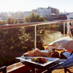 Гостиница Аквамарин балкон