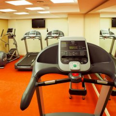 Гостиница Аквамарин фитнесс-зал фото 2