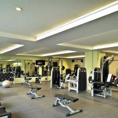 Отель Four Points by Sheraton Lagos фитнесс-зал