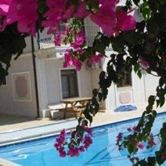 Deniz Apartment Турция, Калкан - отзывы, цены и фото номеров - забронировать отель Deniz Apartment онлайн балкон