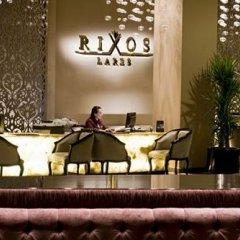 Rixos Lares Hotel интерьер отеля