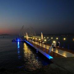 Отель Merit Sahmaran Ван пляж