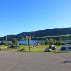 Отель Lillehammer Turistsenter Budget Hotel Норвегия, Лиллехаммер - отзывы, цены и фото номеров - забронировать отель Lillehammer Turistsenter Budget Hotel онлайн парковка
