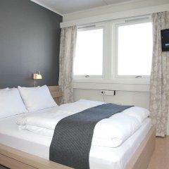 Отель Lillehammer Turistsenter Норвегия, Лиллехаммер - отзывы, цены и фото номеров - забронировать отель Lillehammer Turistsenter онлайн комната для гостей фото 2