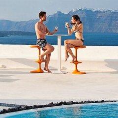 Отель Avant Garde Suites пляж
