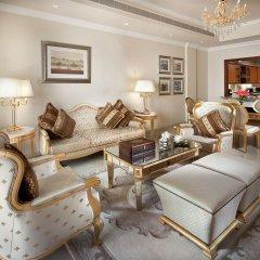 Kempinski Hotel & Residences Palm Jumeirah гостиная фото 2