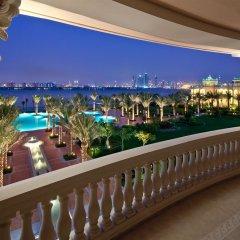 Kempinski Hotel & Residences Palm Jumeirah вид из окна