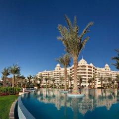 Kempinski Hotel & Residences Palm Jumeirah открытый бассейн