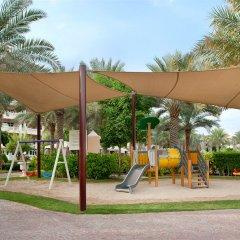 Kempinski Hotel & Residences Palm Jumeirah открытая детская игровая площадка