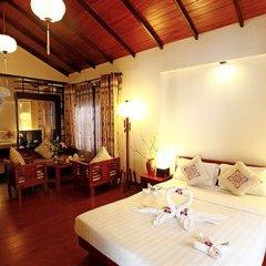 Отель Long Life Riverside Hotel Вьетнам, Хойан - отзывы, цены и фото номеров - забронировать отель Long Life Riverside Hotel онлайн комната для гостей фото 5
