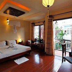 Отель Long Life Riverside Hotel Вьетнам, Хойан - отзывы, цены и фото номеров - забронировать отель Long Life Riverside Hotel онлайн комната для гостей фото 3