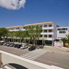 Mallorca Rocks Hotel парковка