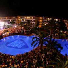 Mallorca Rocks Hotel бассейн