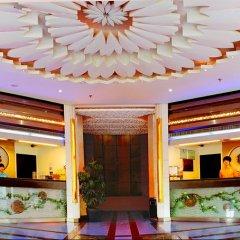 Отель Motel 168 Guangzhou Dadao Inn интерьер отеля